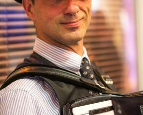 Act card john at seaworks expo 1