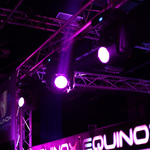 Thumb lighting  dj  moving  head  beam  truss