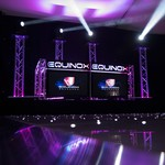 Thumb led  dancefloor  dj  dance floor  booth  lighting  beam  lighting  dj  booth  shine