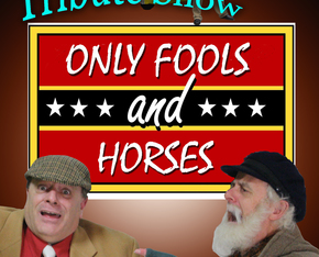Act card only fools and horses tribute2