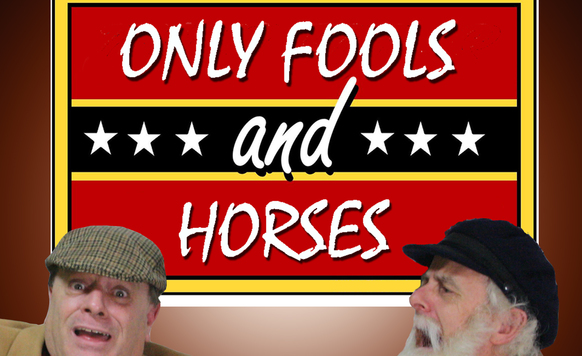 Owl image only fools and horses tribute2