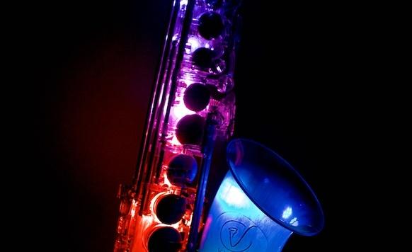 Owl image led bongos   sax 13